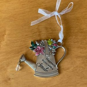 Other - 🍁5/$25🍁 Watering Can Ornament